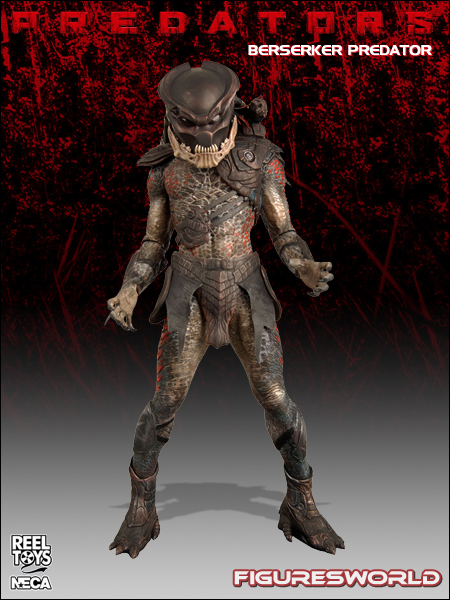 FiguresWorld > Movies & T V  > Predator