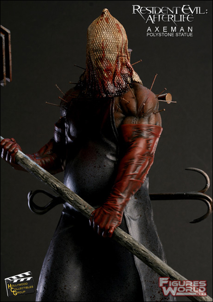 resident evil afterlife axeman