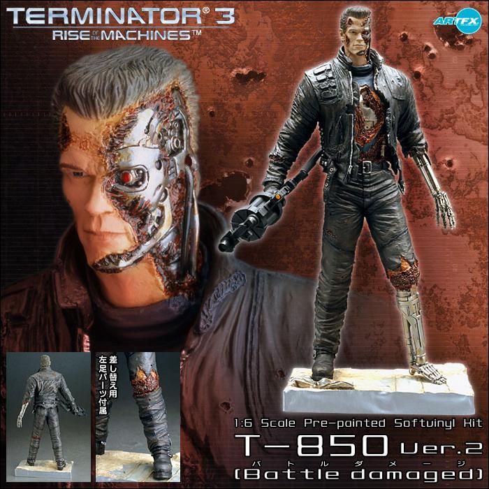 T 850 Terminator T 850 Terminator T-850 battle